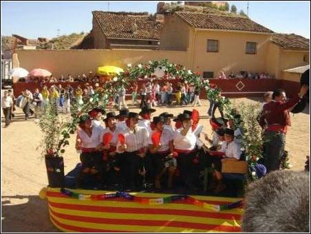 Vídeo de las Fiestas de la Peña Taurina El Salcedo 2005
