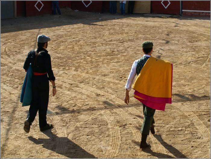 Vídeo de las Fiestas de la Peña Taurina El Salcedo 2007
