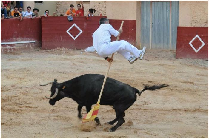 Fiestas de la Peña Taurina 2008