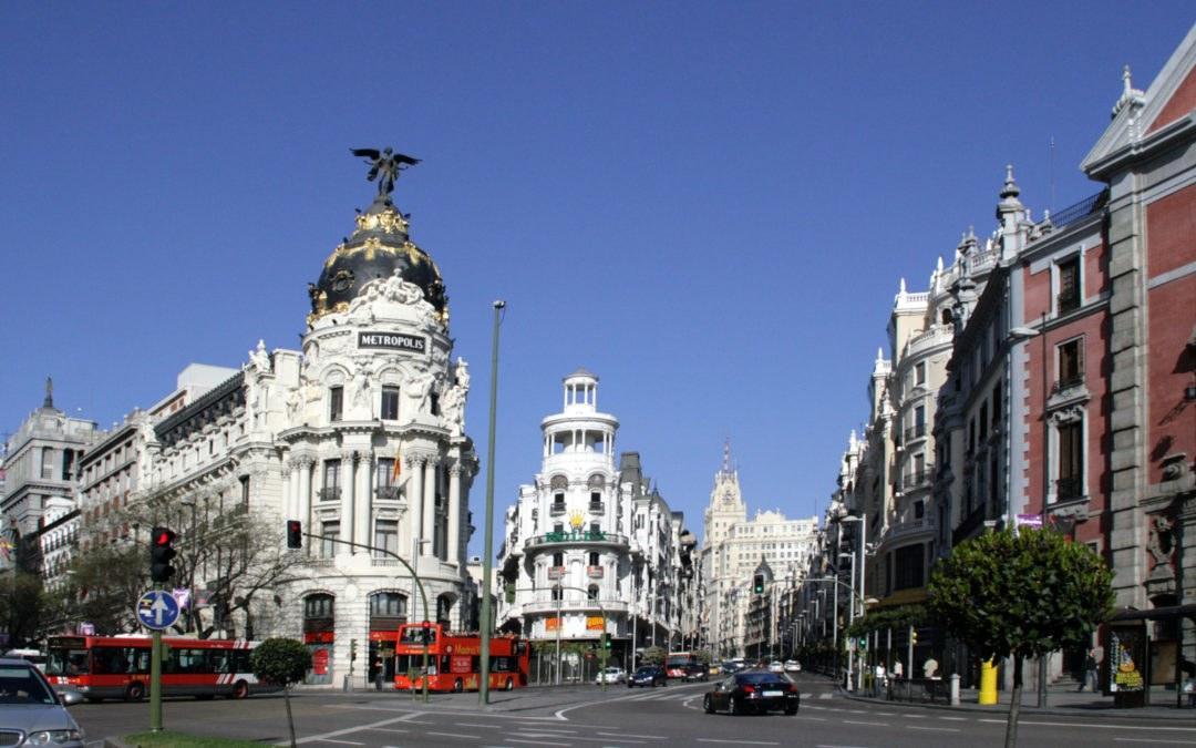 Vídeo del viaje a Madrid (2010)