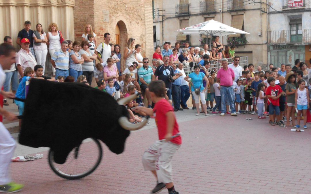 Fotos Fiestas 2014 por Alberto Lapeña Sierra