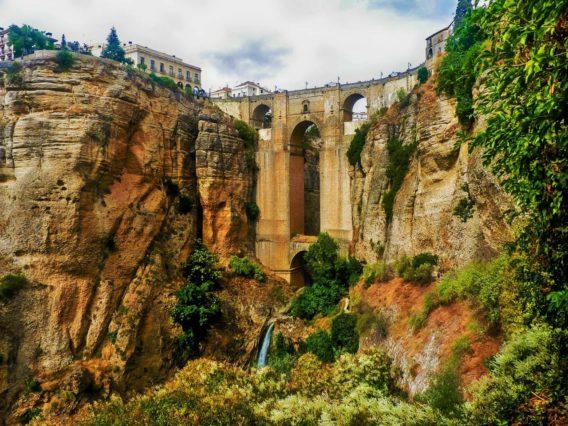 Vídeos del viaje a Cádiz, Ronda, Granada y Úbeda